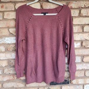 AE Long Sleeve Sweater
